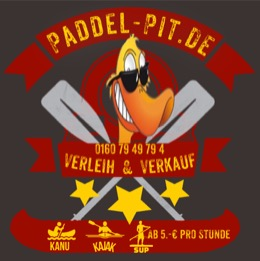 Paddel Pit Footer Logo