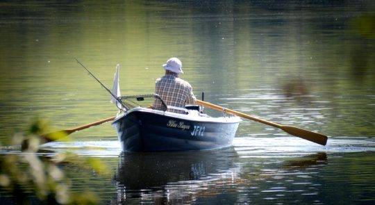 ruderboot leihen mieten berlin umland brandenburg bootsverleih paddel pit motzen motzener see