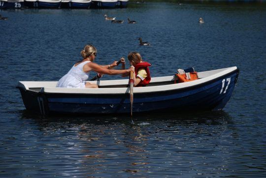 ruderboot leihen mieten berlin umland brandenburg bootsverleih motzen motzener see paddel pit