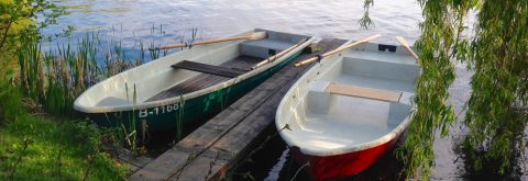 Ruderboot leihen