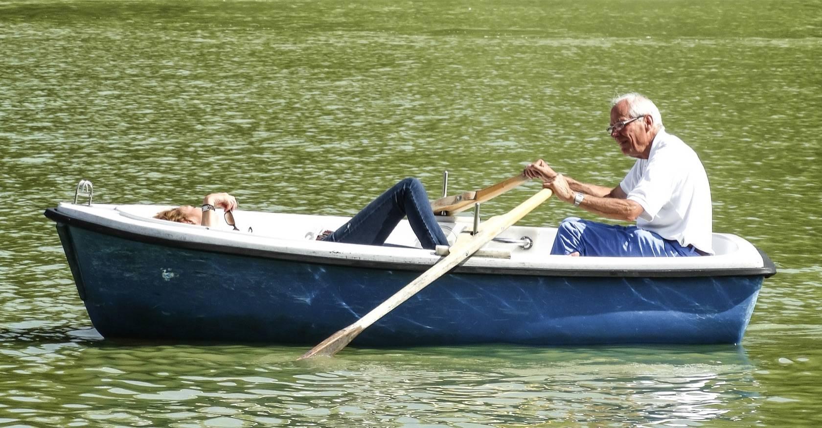 Bild von Ruderboot mieten am Motzener See, bei Berlin