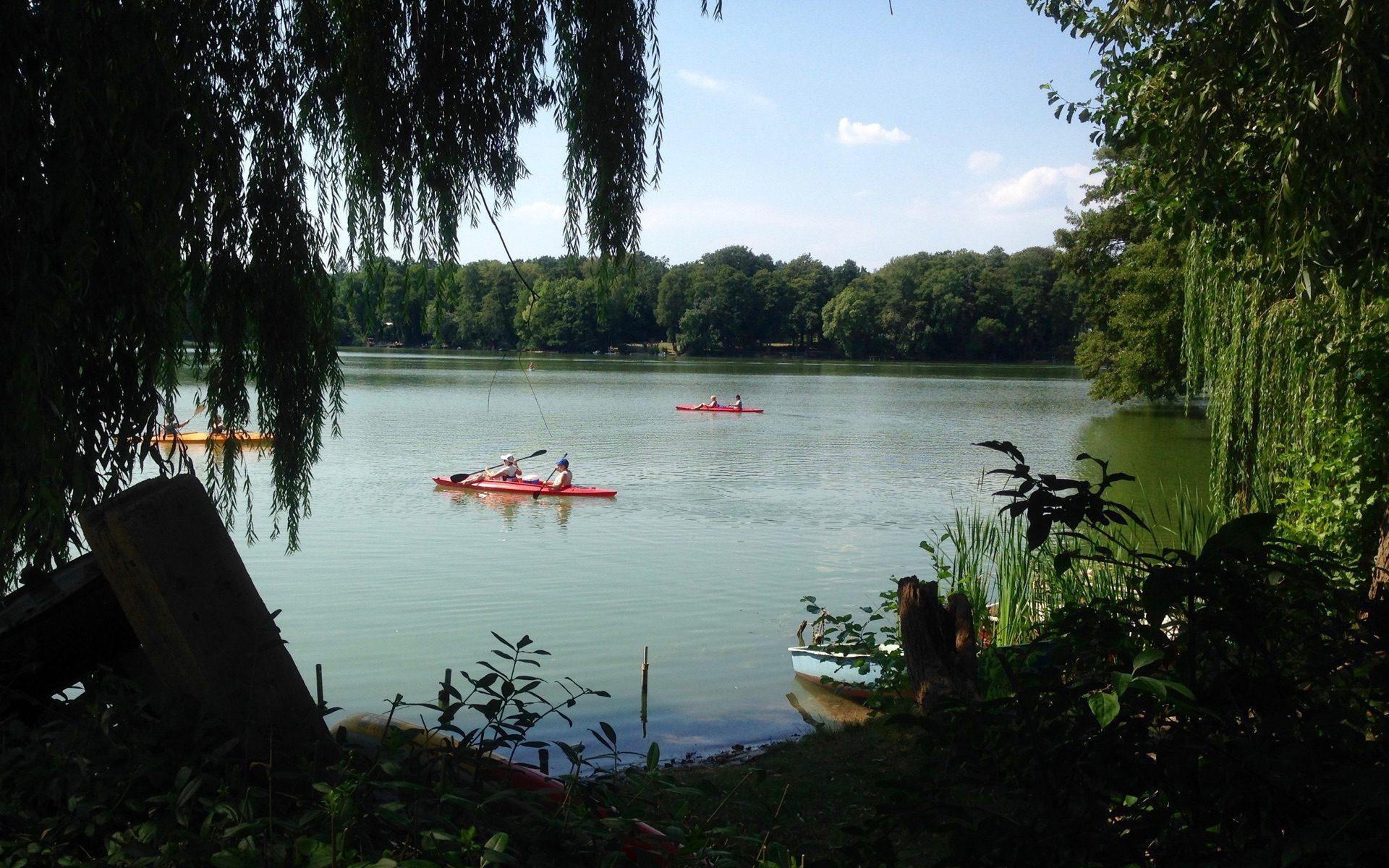 Geschenk Gutscheine Gutschein kaufen für Paddel Pit Bootsverleih bei Berlin am Motzener See und verschenken