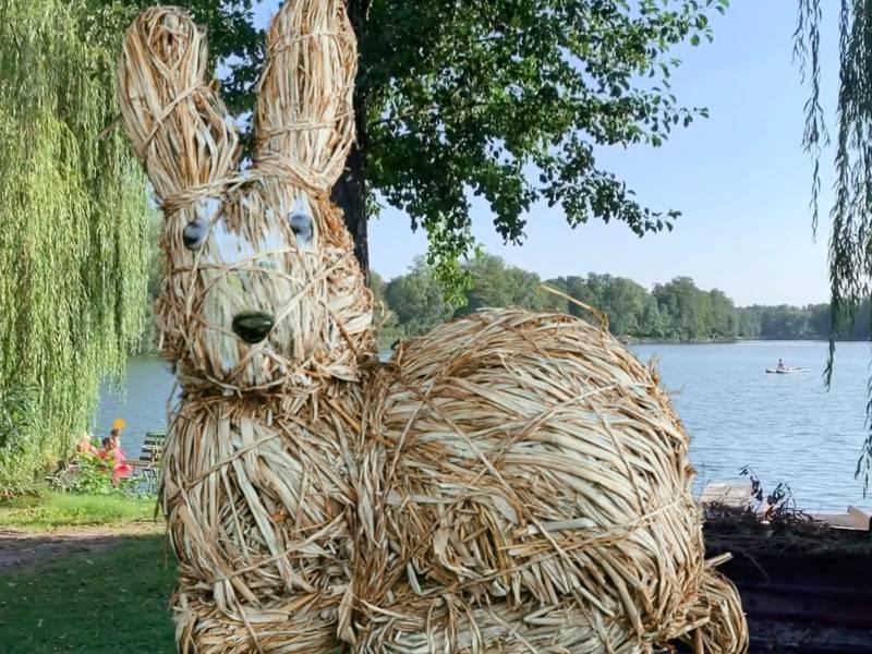 Paddel Pit Bootsverleih bei Berlin wünscht frohe Ostern